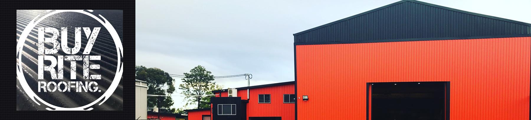Buy Rite Roofing Newcastle Lake Macquarie Logo